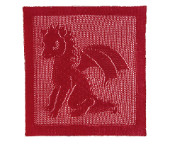 Baby Dragon Blanket